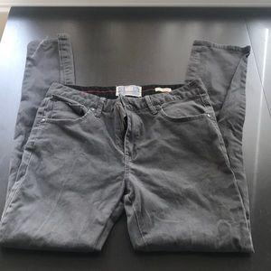 pants slim straight